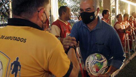 Governador Reinaldo Azambuja lança MS Mais Esporte