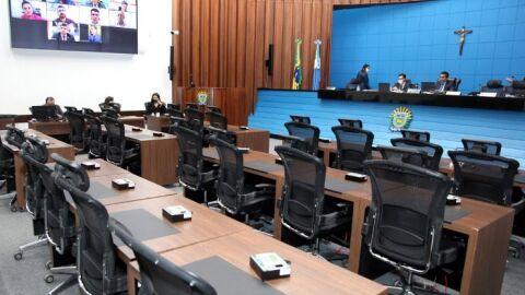 Projeto reconhece calamidade pública em Itaquiraí devido a vendaval
