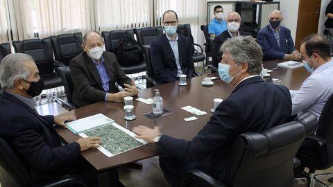 Grupo planeja construção de 4 hidrelétricas em MS