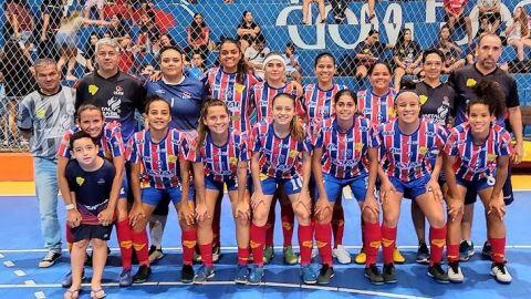 Serc/UCDB derrota Operário no futsal feminino