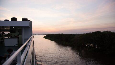 Embarcação que sofreu acidente no rio Paraguai não era de transporte turístico