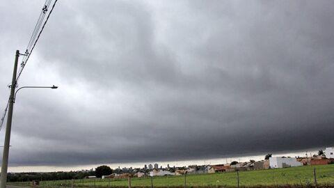 Previsão é de chuva expressiva para este domingo em Mato Grosso do Sul