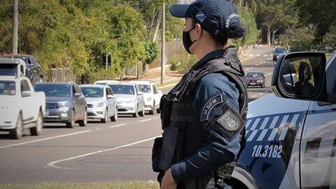 Em quatro anos, índice de roubos cai pela metade em Campo Grande