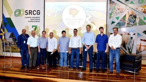 Semagro e ABPO reúnem pecuaristas em programa de carne sustentável e orgânica