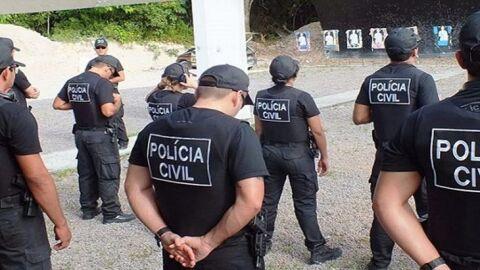 Governo abre Concurso da Polícia Civil com 236 vagas