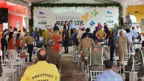 Governo garante R$ 3 milhões para o Centro de Reabilitação de Animais em Corumbá