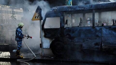 Ataque na Síria mata 14 soldados; resposta militar deixa 10 civis mortos