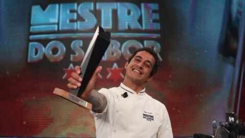 Campeão do 'Mestre do Sabor', Dário Costa revela surpresa: 'Não caiu a ficha'