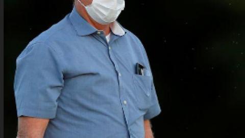 Bolsonaro elogia Médici e critica Venezuela e Argentina em viagem a Bagé