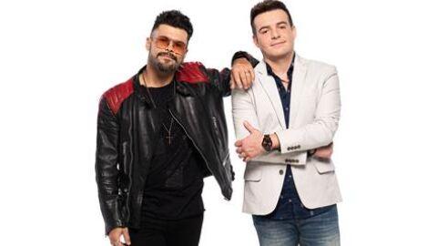 Marcos e Belutti anunciam retorno aos palcos