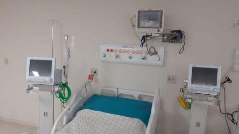 Capacidade de internação de pacientes graves com Covid-19 é ampliada na Capital