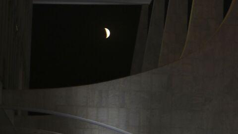 Eclipse lunar é usado para estudos sobre vida em outros planetas