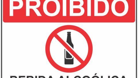 Decreto restringe consumo de bebidas alcoólicas em locais públicos, bares e restaurantes