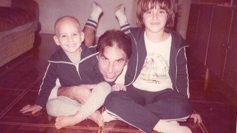 Pai transforma a dor da perda do filho com câncer em causa social
