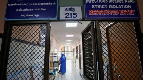 Índia passa de 2 milhões de casos de Covid-19