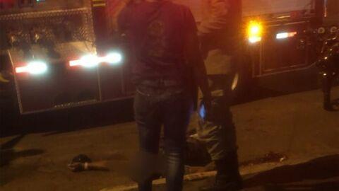 Após discussão, homem é assassinado pelo cunhado nas Moreninhas