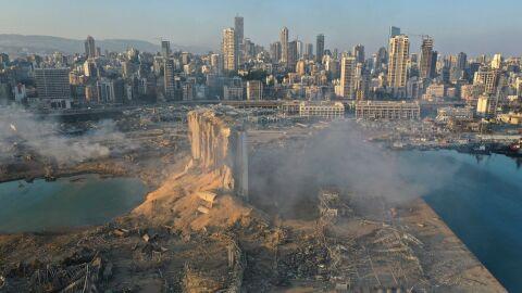 Explosão em Beirute: alerta 215 terminais portuários no Brasil, diz Conselho
