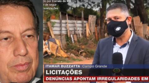 Site, emissora de TV, jornalistas e até R.R. Soares são alvos de notícia-crime em MS