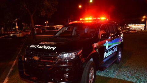 Homem é preso em flagrante por suspeita de assassinato em Bodoquena