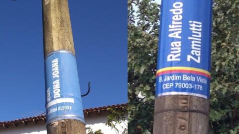 Após 40 anos nome de rua é alterado e causa transtorno a moradores na Capital