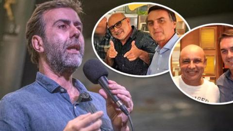 Depósitos de Queiroz na conta de Michelle provam que Bolsonaro é o chefe da quadrilha, diz Freixo