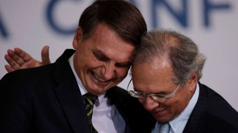 Bolsonaro diz que deu aval a Guedes sobre nova CPMF, mas quer compensação tributária