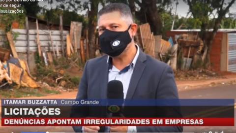 TV faz denúncias contra prefeitura de Nova Alvorada do Sul e 'não faz veiculação'