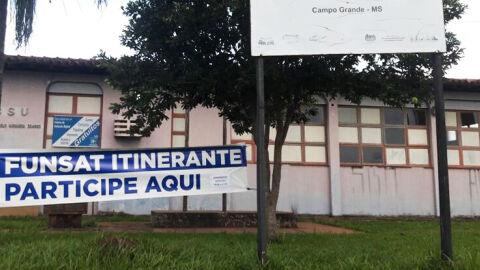 Funsat Itinerante oferece vários serviços na Vila Popular nesta 5ª e 6ª-feira