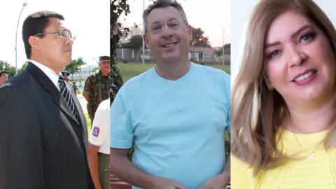 Disputa tem fogo cruzado entre prefeito, ex-prefeito e novata bolsonarista