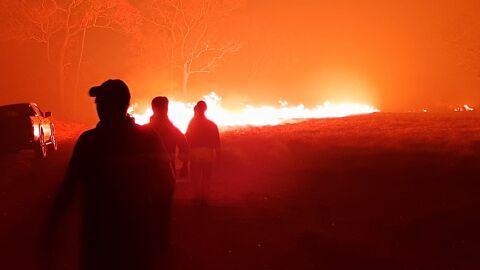 Setembro já é o mês com maior número de focos de incêndio no Pantanal desde 1998