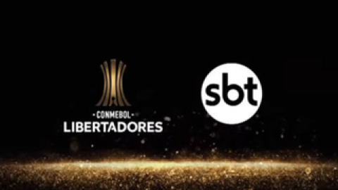 SBT cutuca Globo em propaganda da Libertadores 2020