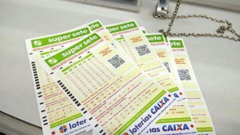 Confira: loterias Caixa lançam Super Sete