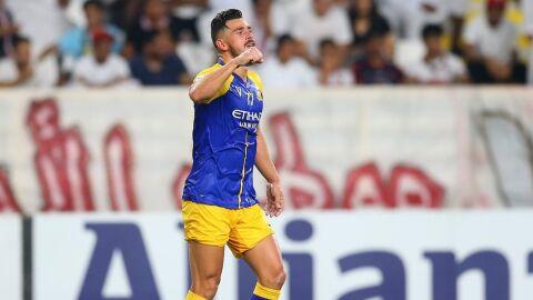 Palmeiras tem interesse na contratação de Giuliano, sem clube após rescisão com o Al-Nassr