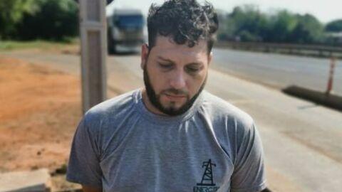 Alemão, secretário do narcotraficante Marcelo Piloto é preso no Paraguai