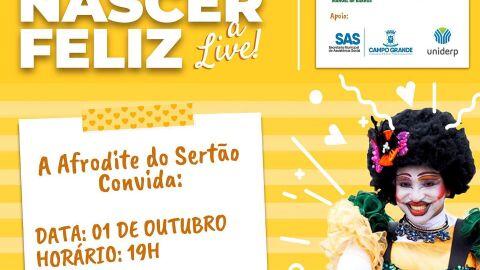 Fundação Manoel de Barros realiza Live com Maria Quitéria nesta quinta-feira