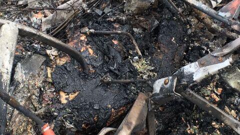 AGORA: aeronave cai em fazenda no interior; uma pessoa fica ferida