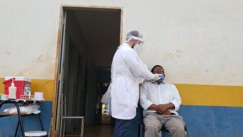 Contágio de coronavírus em aldeias indígenas diminui em MS