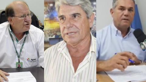 Ex-prefeitos fazem tira-teima histórico e empresário do Patriota corre por fora