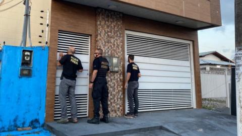 PF, Gaeco e MP deflagram operação no Pará e fazem buscas contra OSs em MS