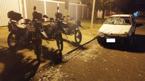Condutor embriagado atropela cinco pessoas que voltavam da igreja