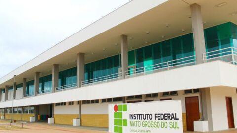 Prazo até 4ª-feira: IFMS faz reconvocação de candidatos na Capital e em Corumbá