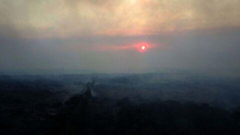 Governo libera R$ 3,8 milhões para combater incêndios no Pantanal