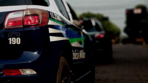 Polícia prende 'Lagartixa' e comparsa por tráfico de droga no centro de Campo Grande