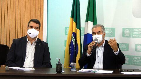 Para observadores, apoio de Azambuja a Marquinhos é gesto exemplar na política