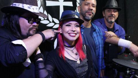 Show gratuito de Rock na Feira Central neste final de semana