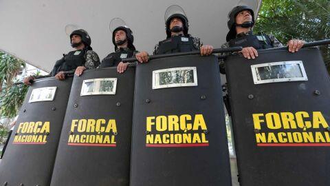 MT pede Força Nacional contra fogo no Pantanal