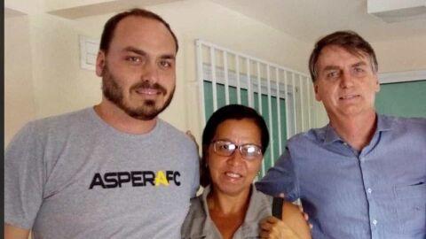Acusada de ser ex-funcionária fantasma, Wal do Açaí registra canditatura como 'Wal Bolsonaro'