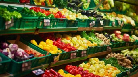 Preços de hortifrúti atingem diferença de 470,20%. É o que aponta pesquisa do Procon Estadual