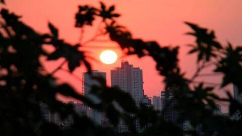 Massa de ar seco eleva temperatura para 41°C neste sábado em MS