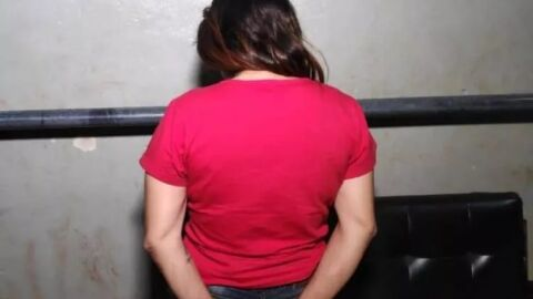 Mulher é presa por tráfico de droga uma semana depois de deixar a cadeia